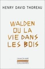 Walden Thoreau enfants nature