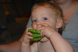 ébé enfants fruits légumes