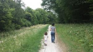 Zone protégée nature enfants