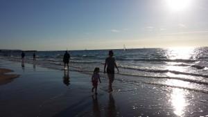 océan eau enfants