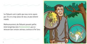 Fee Sana sante enfants environnement 2