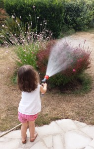 Jardin sante enfants environnement