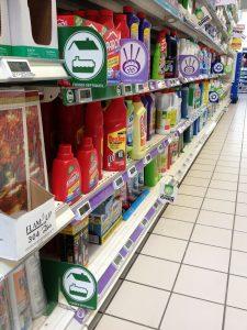 produits menagers sante enfants polluants
