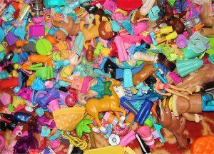 Plastiques pollution chimique environnement