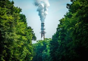 pollution atmosphérique air enfants