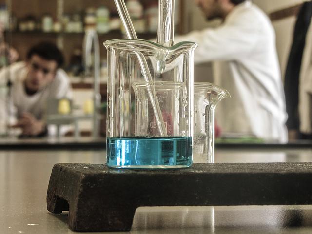 santé environnementale Rémy Slama - des chercheurs au laboratoire