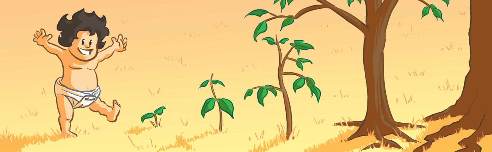 Santé enfants environnement - Par où commencer en santé environnementale pour parents - les premiers pas d'un bébé