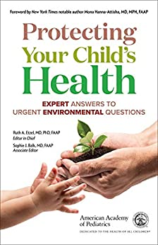 un parent donnant de la protection pour la santé de son enfant